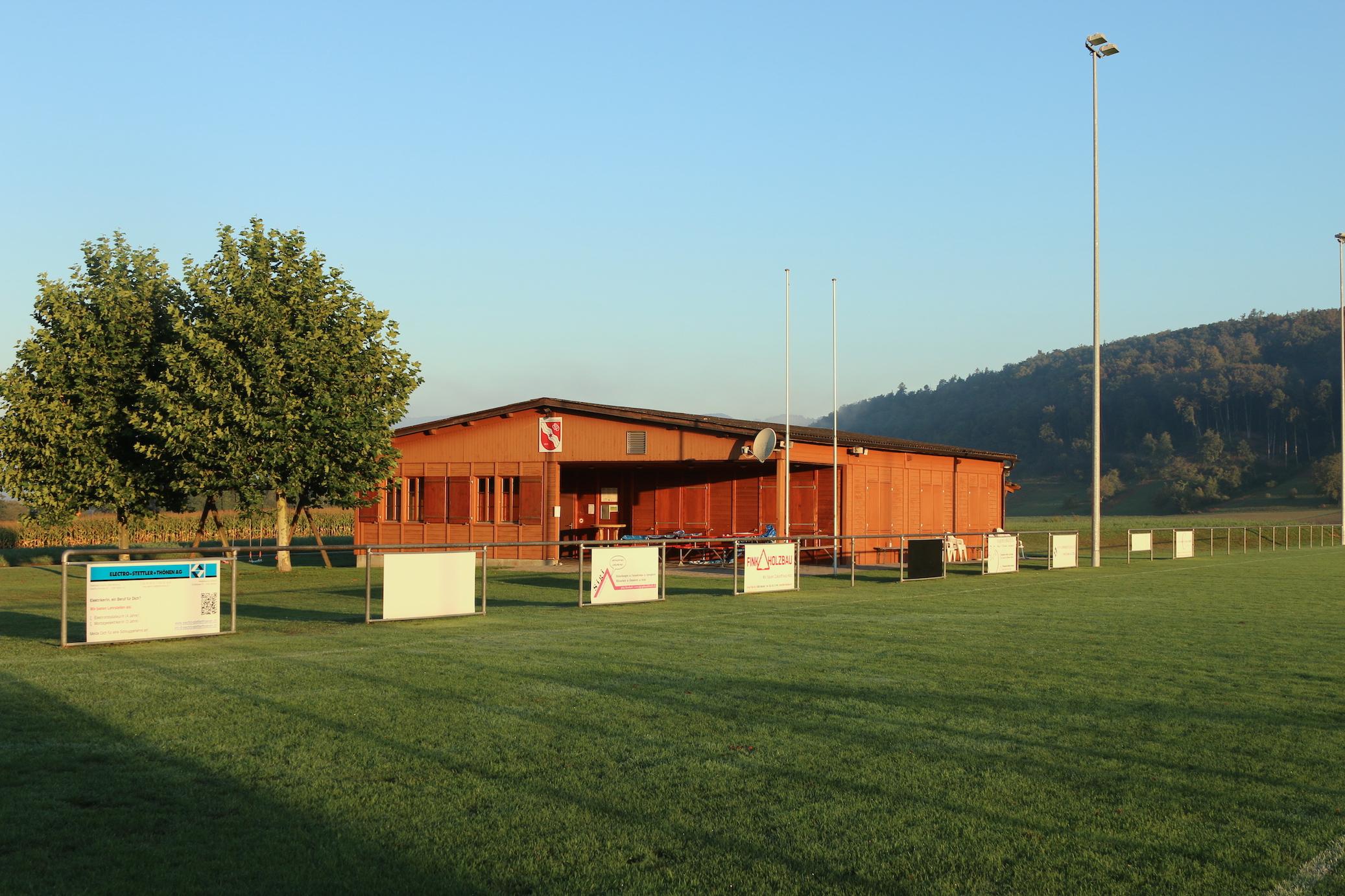 Sportplätze
